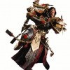 DC Unlimited : World of Warcraft  Series 7  Paladin humain Judge Malthred