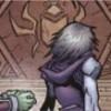Garona prisonnière à Ahn'Qiraj (BD World of Warcraft)