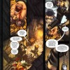 Page 4 (bande-dessinee World of Warcraft : la malediction des worgens)
