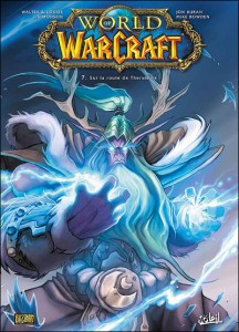 Couverture du tome 7 de la bande-dessinee World of Warcraft