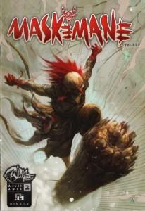 Maskemane N°2 (Comics Wakfu)