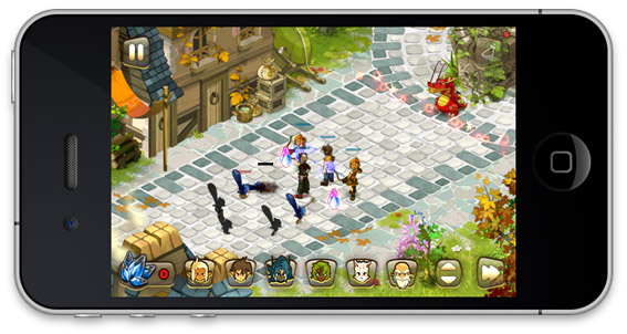 Dofus : Battles (iPhone)