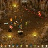 Arène dans Dofus Battle (iPhone)