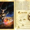 Page 6 et 7 de l'Art Book Dofus Session 2