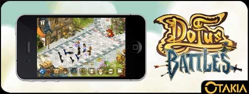 Dofus Battles (iPhone)