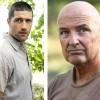 Jack Shephard et John Locke de la série Lost : Les disparus