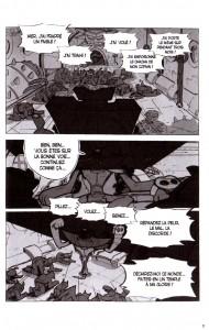 Page 2 du tome 2 du manga Dofus : La passion du Crail
