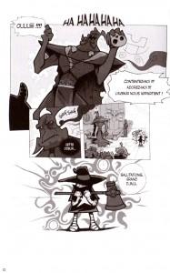 Page 3 du tome 2 du manga Dofus : La passion du Crail