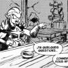 Dida essaie d'obtenir des informations sur Brumen (Dofus Monster tome 6)