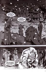 Page 3 du Tome 6 de Dofus Monster : Brumen Tinctorias