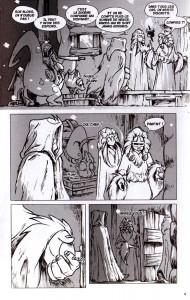 Page 5 du Tome 6 de Dofus Monster : Brumen Tinctorias