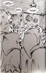Page 6 du Tome 6 de Dofus Monster : Brumen Tinctorias