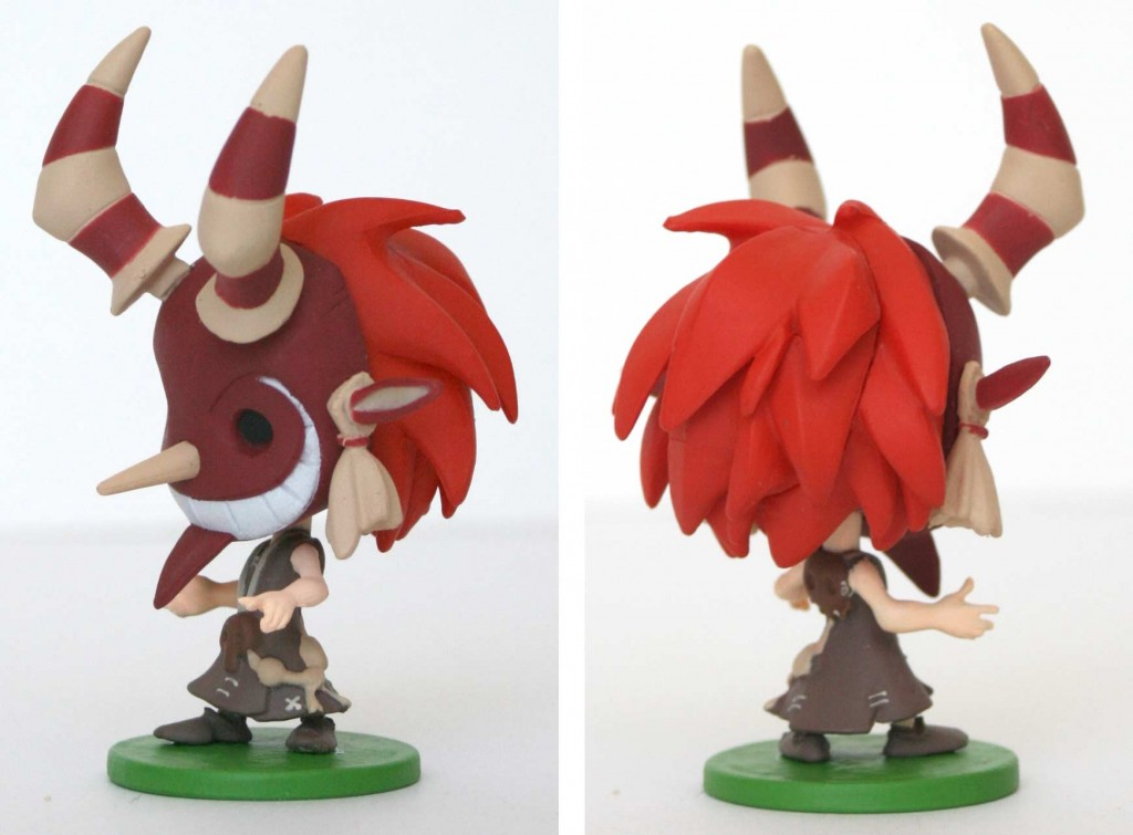 Maskemane  - figurine SD