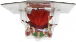 Vue du dessus du Packaging de la figurine SD de Maskemane