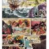 Planche de BD réalisé par Jonat pour Langfeust Mag