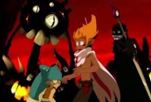 Yugo, Remington et Tristepin sont les prisonniers de Rushu