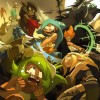 Wakfu est une srie ralis en animation flash