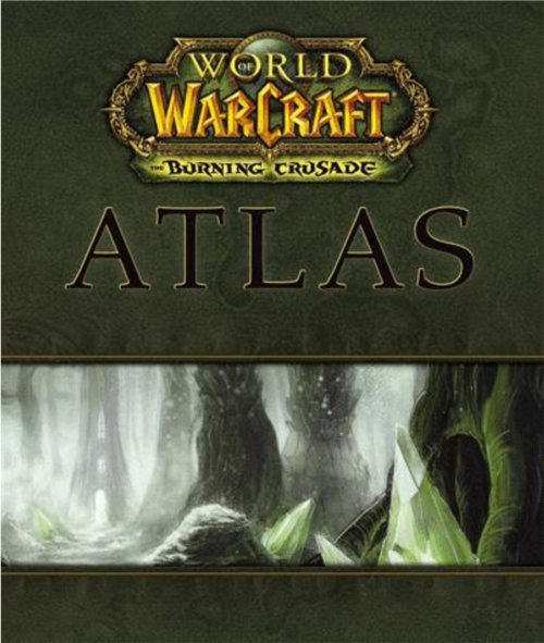 Guide Bradygames : Atlas de l'extension numéro 1 - la Légion Ardente