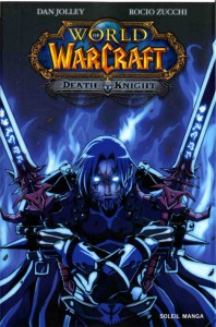 Couverture du manga Death Knight (World of Warcraft)