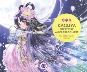 Couverture du livre kaguya, princesse au claire de lune de nobi nobi !