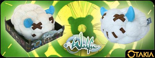 Boufballe (peluche Wakfu)