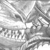 Manga World of Warcraft - Shadow Wing : Tyrygosa et 2 dragons de l'aile de néant