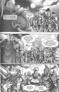 Manga World of Warcraft - Shadow Wing : Page 6