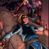 Le prince Anduin prisonnier d'Onyxia (bande-dessinée World of warcraft)