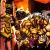 Cho'gall attend Med'an à Anj'Qiraj (bande-dessinée World of Warcraft)