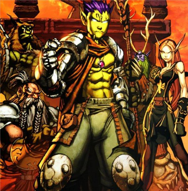 Nouveau conseil de Tirisfal (bande-dessinee World of Warcraft)