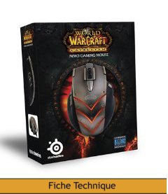 Souris World of Warcraft par Steelseries