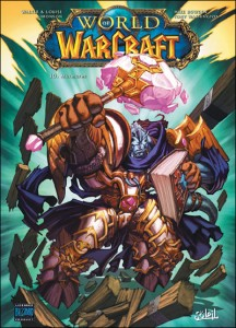 Couverture du tome 10 de la bande-dessinee World of Warcraft
