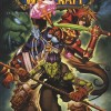Couverture du tome 11 de la bande-dessinee World of Warcraft