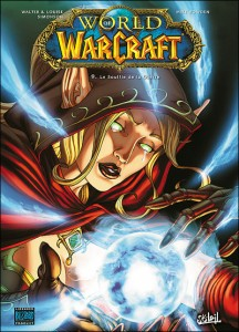 Couverture du tome 9 de la bande-dessinee World of Warcraft
