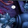 Après avoir sauvé Med'an, Valeera tombe sur Meryl KO face à Cho'gall (bande-dessinée World of Warcraft)