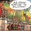 Asterix Gladiateur : Av Cesar, ceux qui vont mourir te saluent