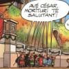 Asterix Gladiateur : Avé Cesar, ceux qui vont mourir te saluent