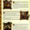 Présentation des personnes dont la tête est mise à prix (Page 9 du Dofus Art Book : Session 3)