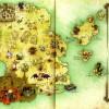 La carte Amakna (Dofus)