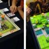 Prototype du jeu de plateau Dofus Arena (Japan Expo 2011)