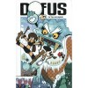 Seconde couverture du tome 15 de Dofus : Le Yen intrépide