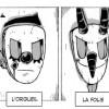 Les trois masques du haut sont ceux utilisés par Maskemane