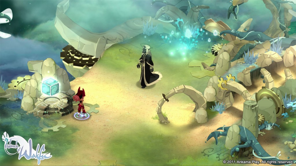Grougaloragran rencontre Nora (Islands of Wakfu)
