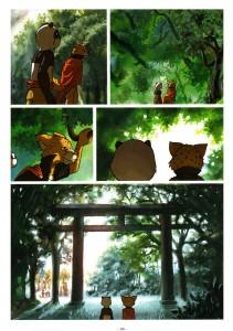 Page 5 du tome 2 de Pandala (Dofus)