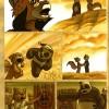 Page 7 du tome 2 de Pandala (Dofus)