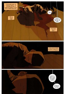 page 1 du tome 2 de Remington (Wakfu - Comics)