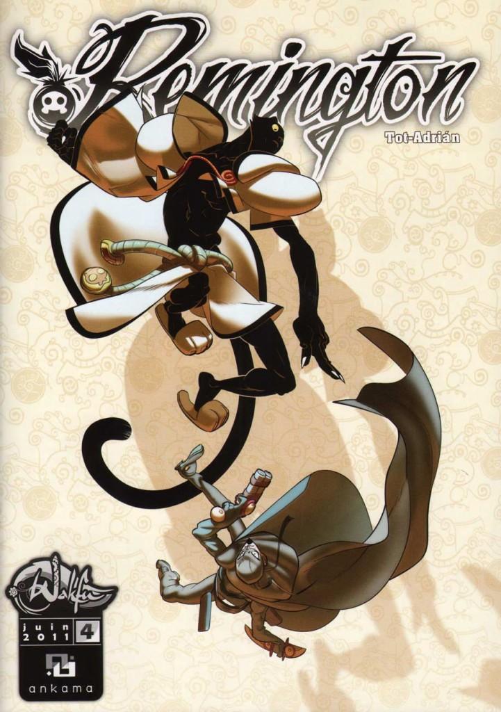 Remington Comics N°4 (Wakfu)