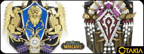 Megablocks sort des produits World of Warcraft