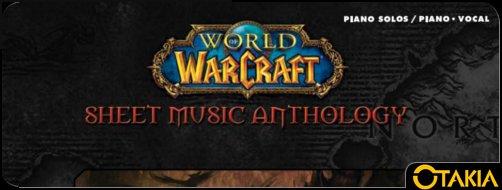Header Otakia Partition de musique World of Warcraft
