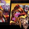 Le demon Balnazaar se soigne (Bande-dessinee World of Warcraft - Porte-Cendres)